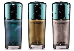 Image of MAC Alluring Aquatic Nail Lacquers