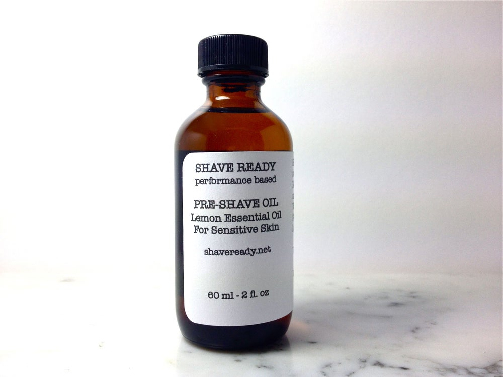 Image of Shave Ready Pre-Shave Essential Oil