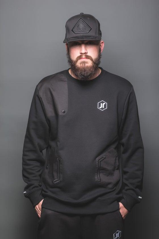Image of GEO 14 BLACKOUT CREWNECK