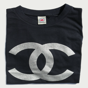 Image of THE 'CC' TEE.
