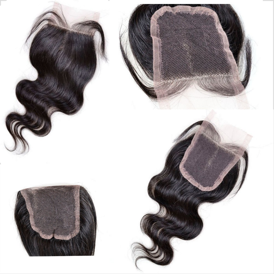 Image of Lace Closures with Bundle Purchase.