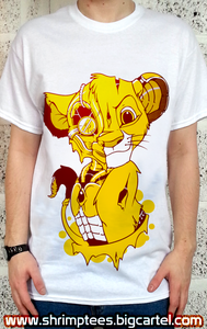 Image of PRE-ORDER NEO CYBER-CUB TEE
