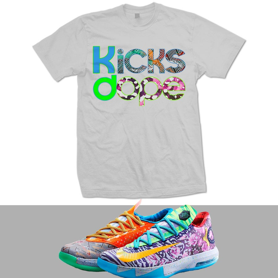 Kd 6 Energy Outfit What the kd wtkd kd 6 t shirtKd Energy Shirt