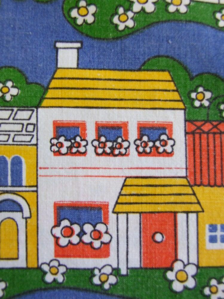 Image of Jonelle 'Daisy Walk' fabric - Fat Quarter