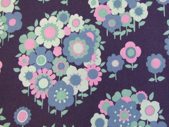 Image of Moygashel 'Melanie' fabric - Fat Quarter