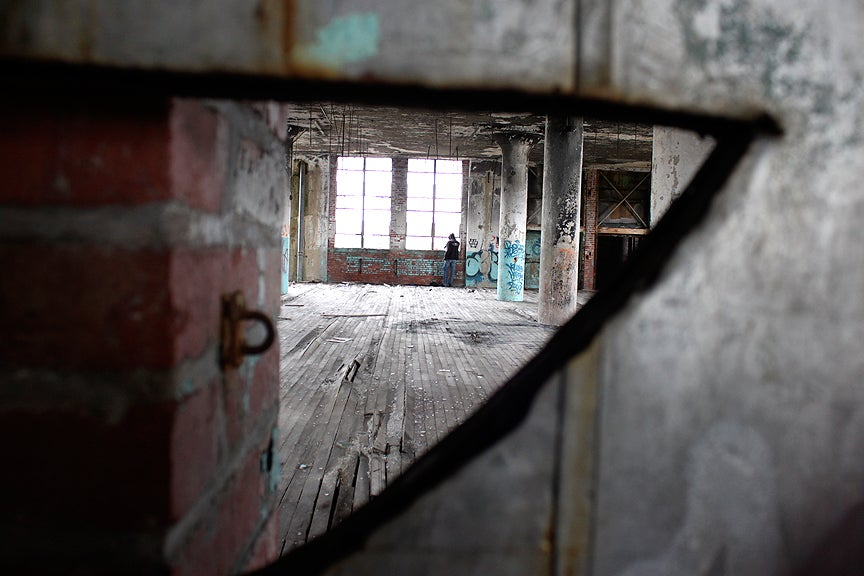Image of Photography of Urban Exploration