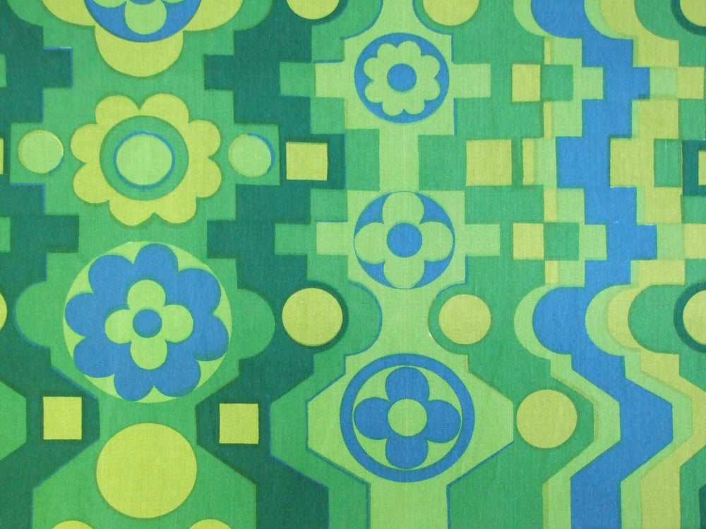 Image of Francis Price 'Malaga' fabric - Fat Quarter