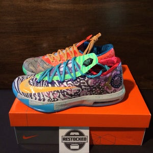 Image of Nike KD 6 VI WTKD What The KD
