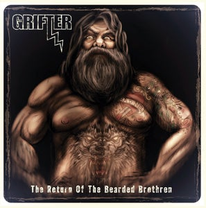 Image of The Return Of The Bearded Brethren CD album