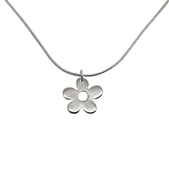 """Image of """"Little Daisy"""" Sterling Silver Necklace"""