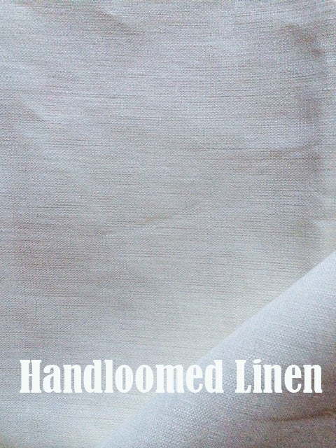 Image of Hand loomed linen