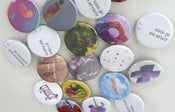 Image of Smoll collector badges