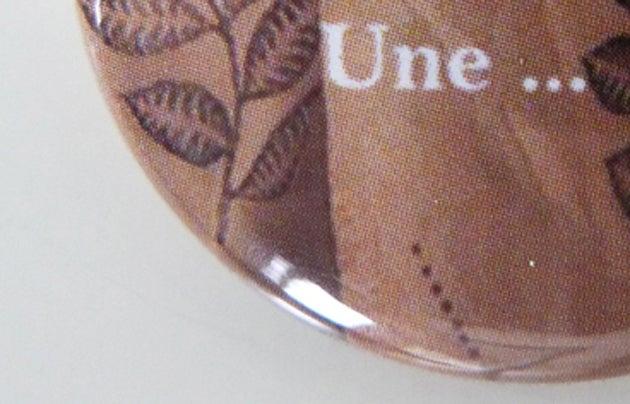 Image of Olive badge