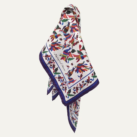 Image of Scarf Multicolor