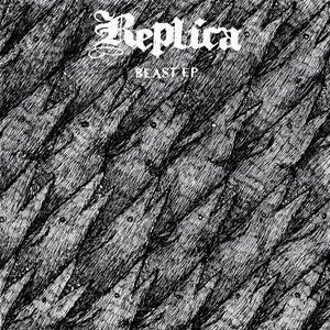 "Image of REPLICA ""BEAST EP"" 7"""