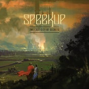 Image of Speekup 'The Lost City Of Secrets' CD (Pre-Order)