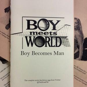 Image of Boy Meets World: Boy Becomes Man Erotic Fan-Fiction