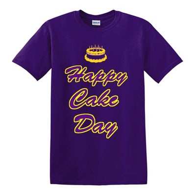 Image of Cake Day Tee