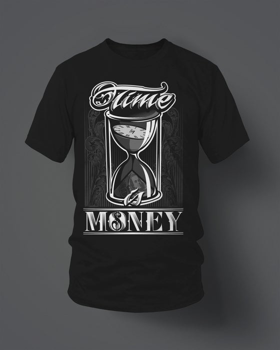 "Image of ""Time Is Money"" Print"