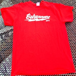 Image of Bohannons T-SHIRT!!!!