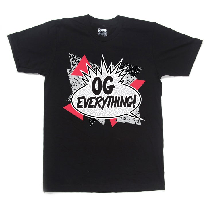 "Image of ""OG Everything!"" T - black"