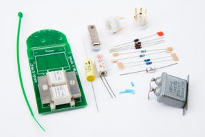 Image of ioaudio MK47 bare-bones kit