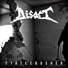 Image of DISACT Statecrusher CD OUT NOW!