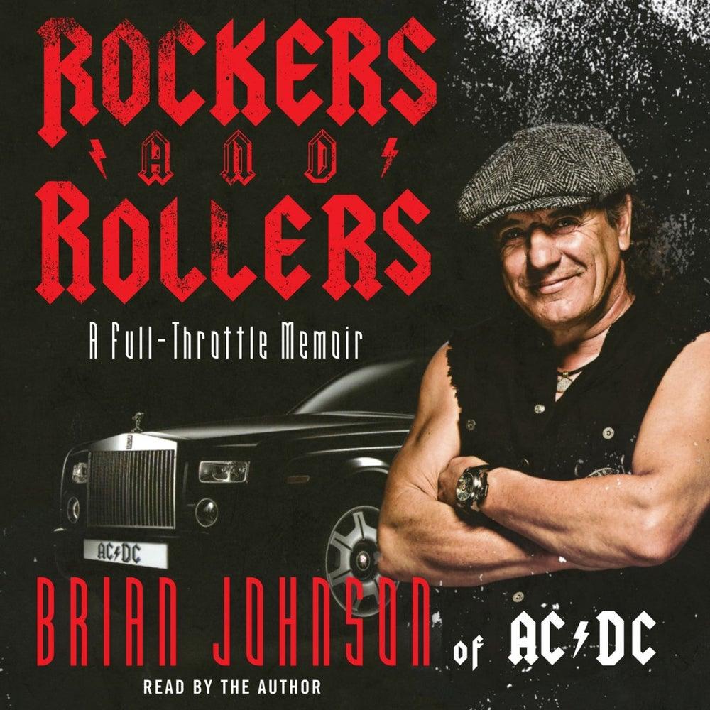 Image of Rockers & Rollers 3CD Audiobook (Abridged Version)