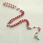 Image of Red Holy Spirit Rosary