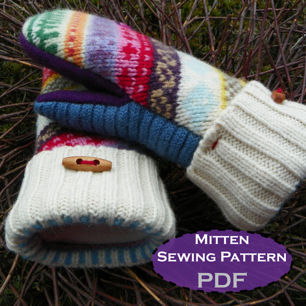 Image of Madawaska Mittens