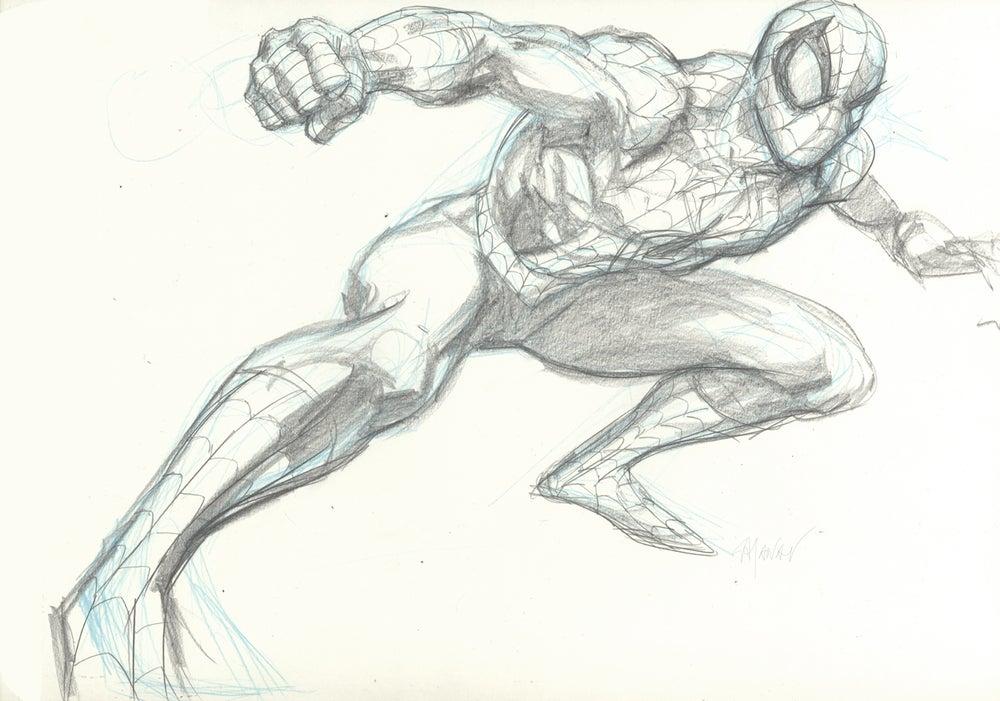 Image of SPIDER-MAN Original Art 05