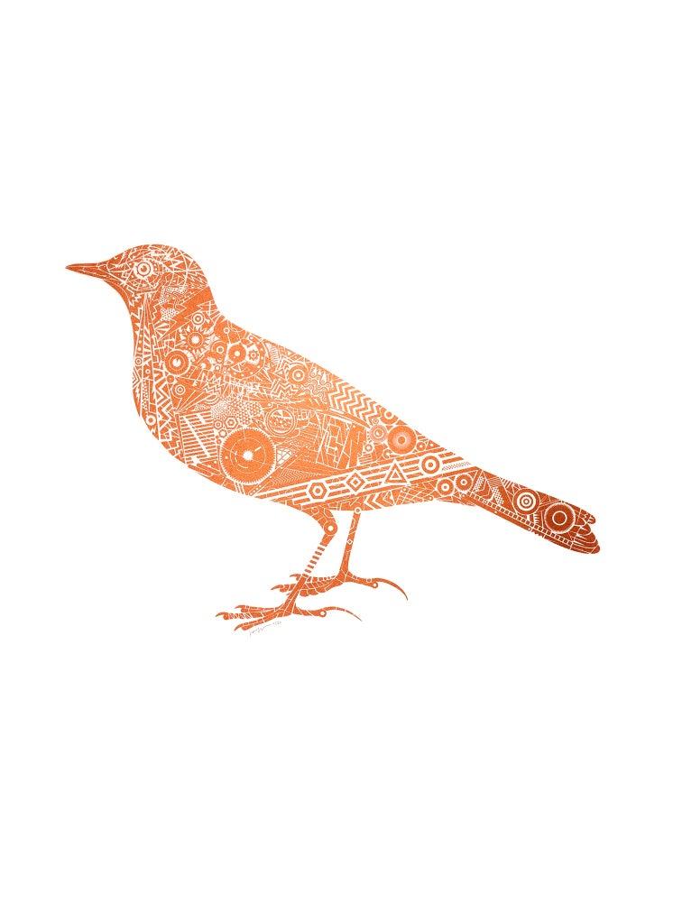 Image of Clockwork Bird I