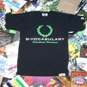 Image of b-vocabulary logo T-SHIRT