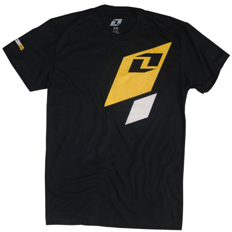 Image of Quadrilaterals Tee - Black