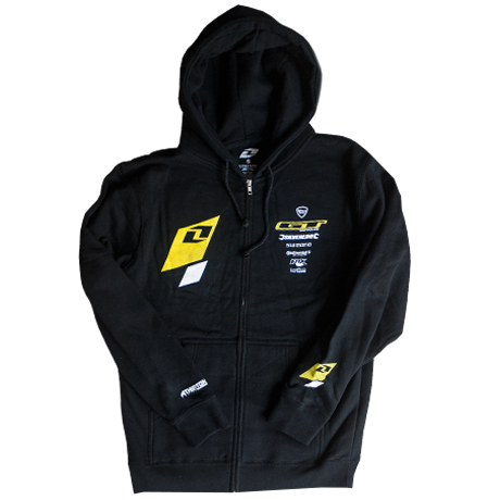Image of Team Hoody 2014 - Black