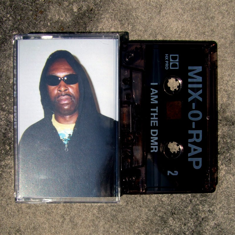 Image of MIX-O-RAP \ DMR  CASSETTE
