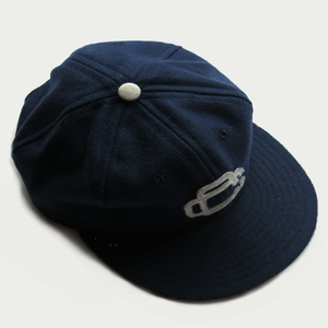 Image of EASTBOUND CAP [NAVY] BY EBBETS FIELD FLANNELS.