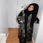 Image of Ms Arabia 'Petite flowers' Abaya