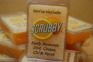 Image of Scrubby Soap