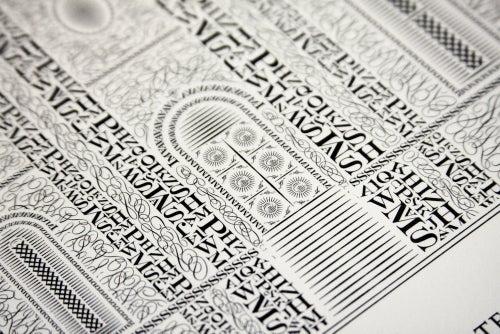 """Image of Salt Lake 16""""x24"""" Signed Letterpress Poster"""