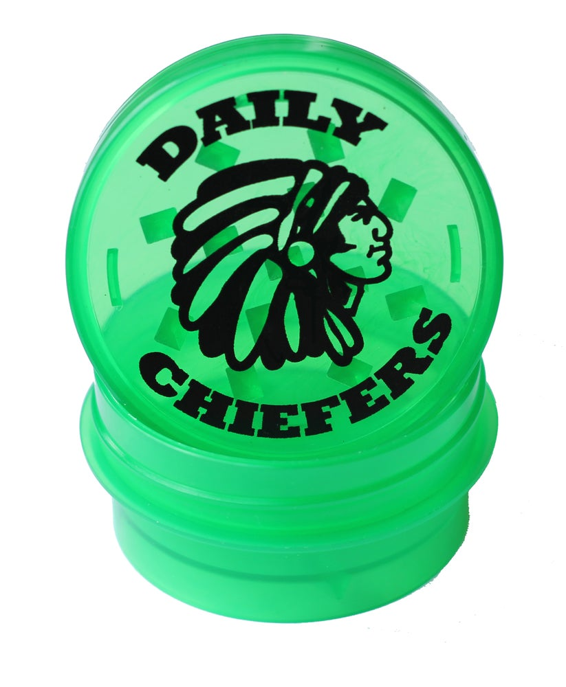 Image of Green Pocket Grindtainer