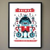 Image of Primus x Yema Poster