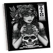 Image of Tattoo Line Art Sketchbook