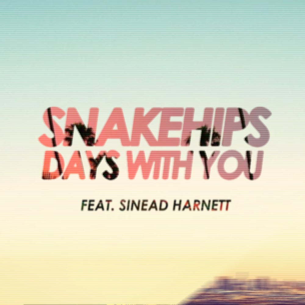 "Image of Days With You (ft Sinead Harnett) 12"" Vinyl"