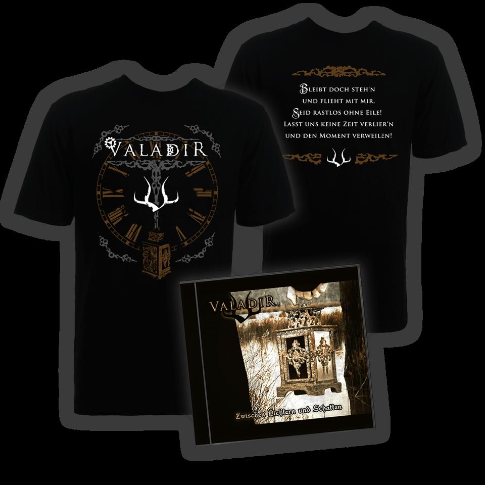 Image of Bundle CD + T-Shirt