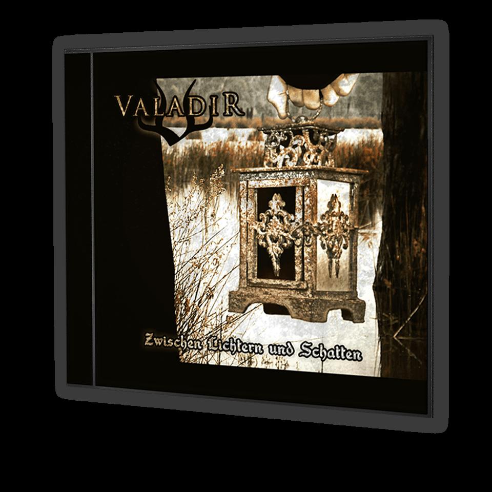 Image of CD »Zwischen Lichtern und Schatten«
