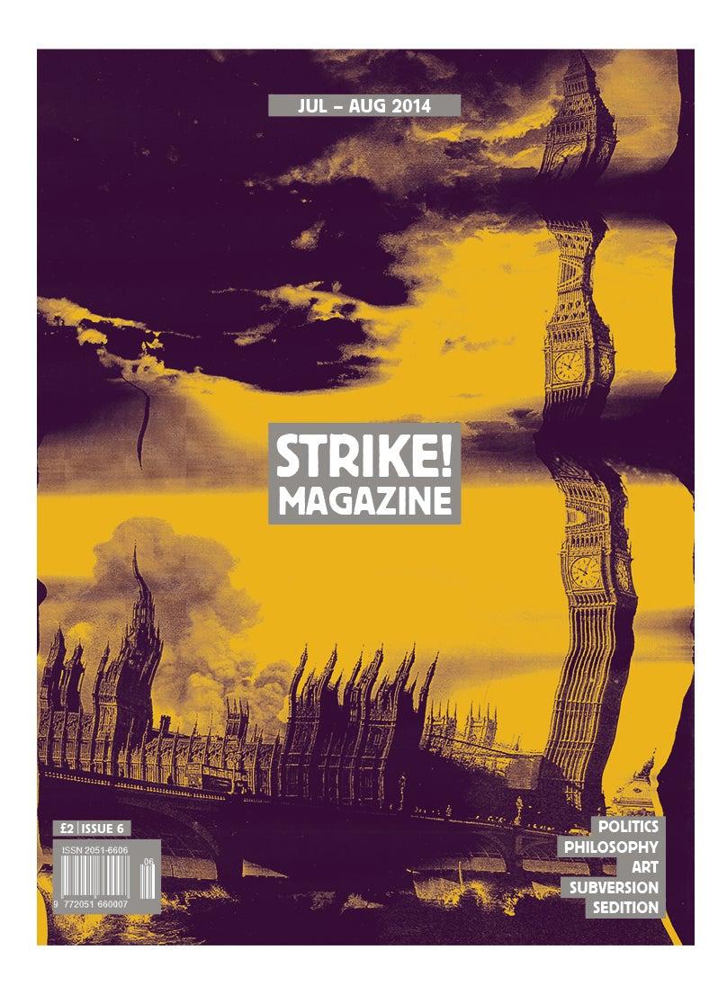Image of STRIKE! Issue 6 JUL-AUG 2014