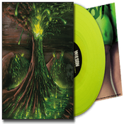 Image of Wilson 'Full Blast Fuckery' GREEN Vinyl