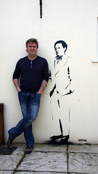 Image of Dylan Thomas