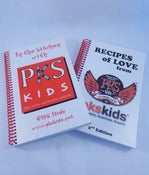 Image of PKS Recipe Books